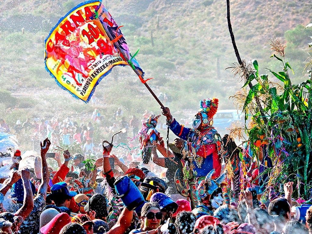 Falta Poco La Magia Del Carnaval De Humahuaca Y Tilcara